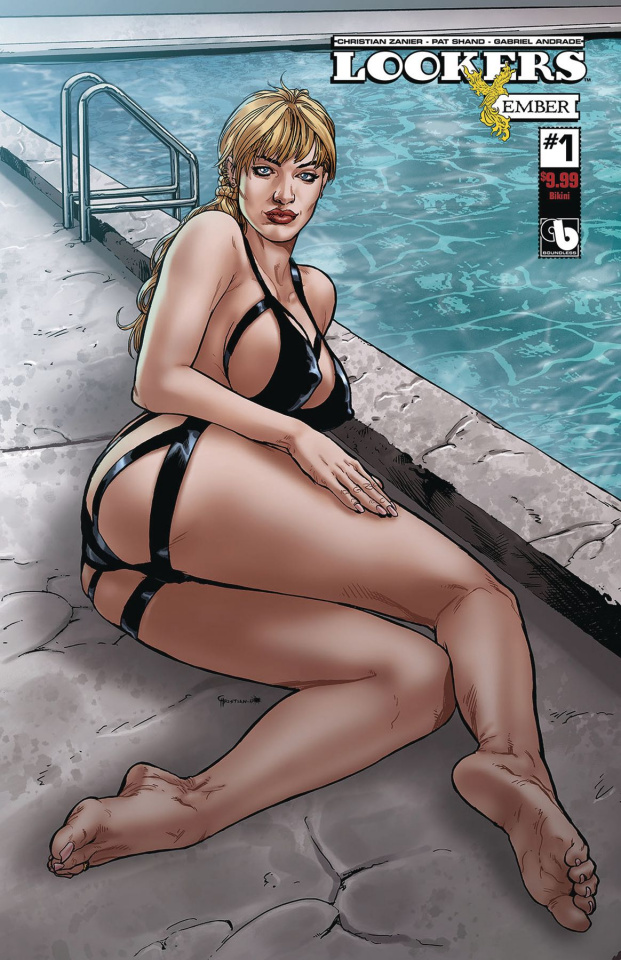 Lookers: Ember #1 (Bikini Cover)