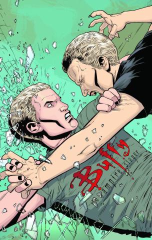 Buffy the Vampire Slayer, Season 10 #15 (Isaacs Cover)