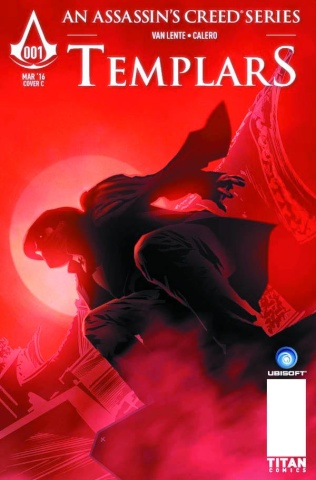Assassin's Creed: Templars #1 (Calero Cover)