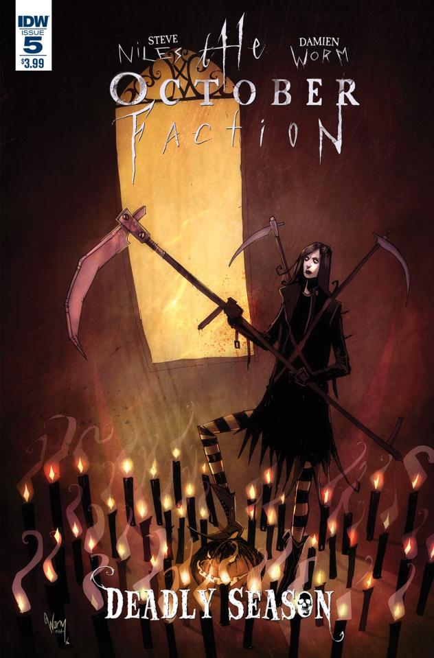 The October Faction: Deadly Season #5