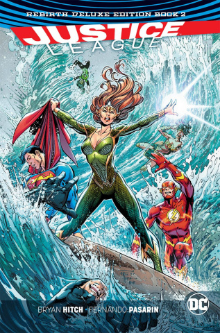 Justice League: Rebirth Book 2
