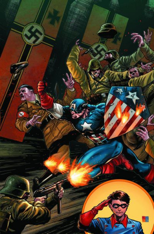 Captain America Comics #1 (70th Anniversary Edition)