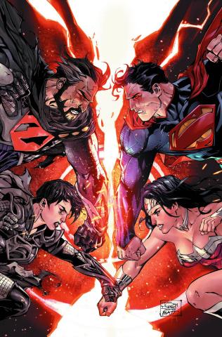 Superman / Wonder Woman #6