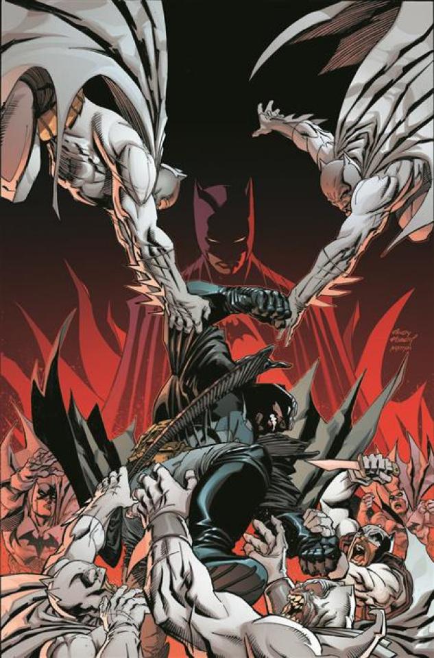 Batman: The Detective #2 (Andy Kubert Card Stock Cover)