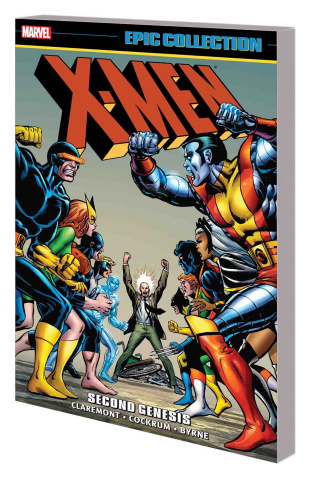 X-Men: Second Genesis