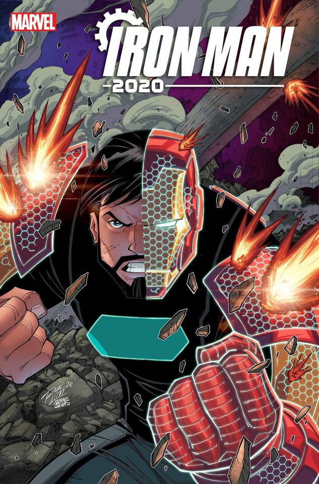 Iron Man 2020 #5 (Ron Lim Cover)
