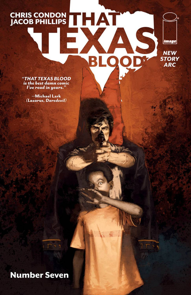 That Texas Blood #7 (Aspinall Cover)