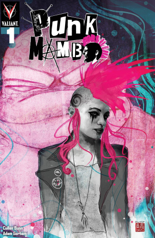 Punk Mambo #1 (Orzu Cover)