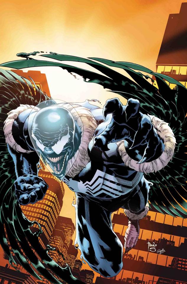 Spider-Gwen #24 (Venomized Vulture Cover)
