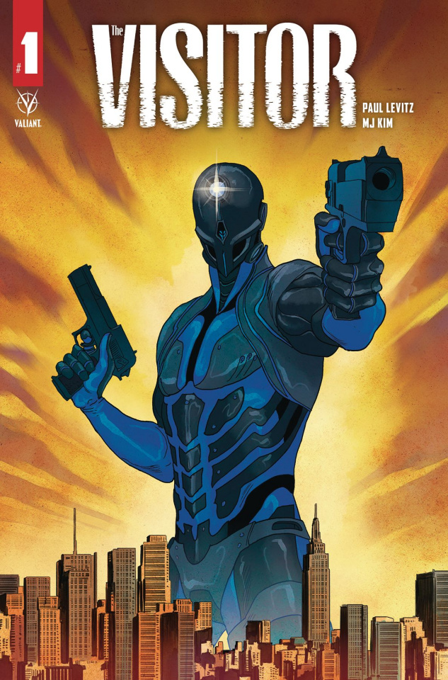 Visitor #1 (Pinna Cover)