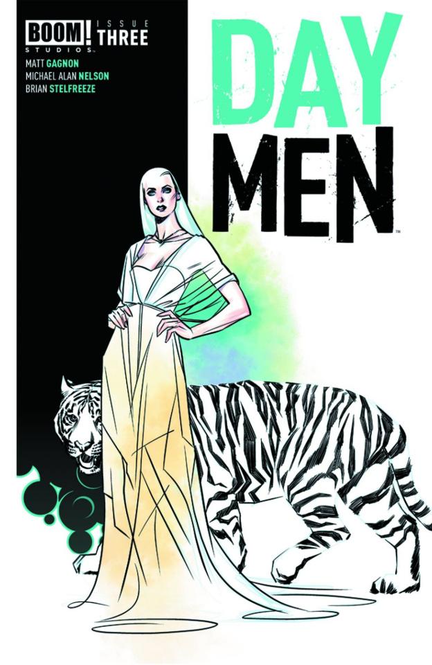 Day Men #3 (2nd Printing)