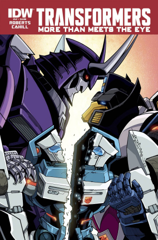 The Transformers: More Than Meets the Eye #47