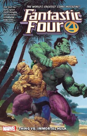 Fantastic Four Vol. 4: The Thing vs. The Immortal Hulk