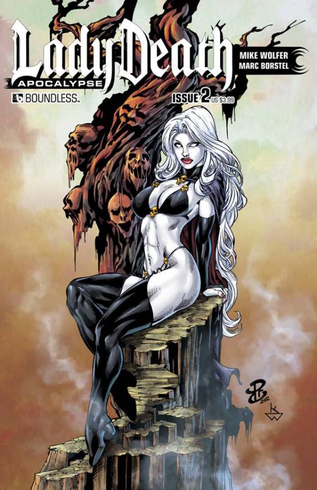 Lady Death: Apocalypse #2
