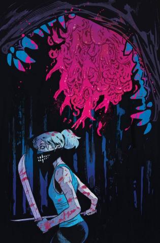 Something Is Killing the Children #4 (Variant Cover)