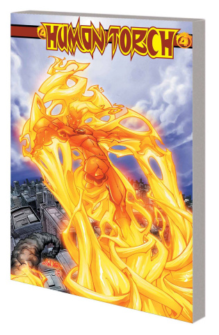Human Torch by Kesel and Young