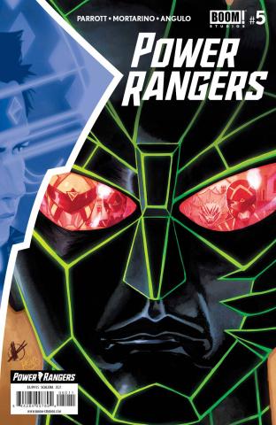 Power Rangers #5 (Scalera Cover)