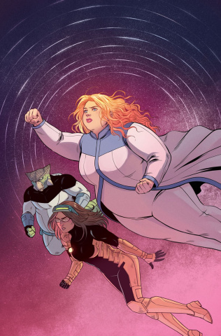 Faith and the Future Force #4 (Bartel Cover)