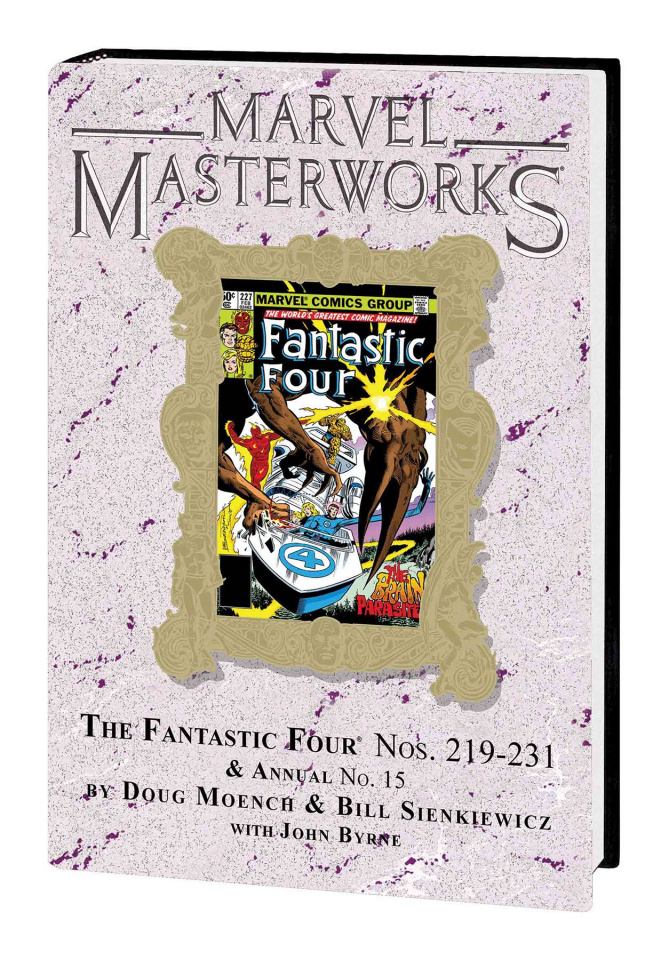 Fantastic Four Vol. 20 (Marvel Masterworks)