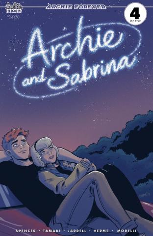 Archie #708: Archie & Sabrina (Charm Cover)