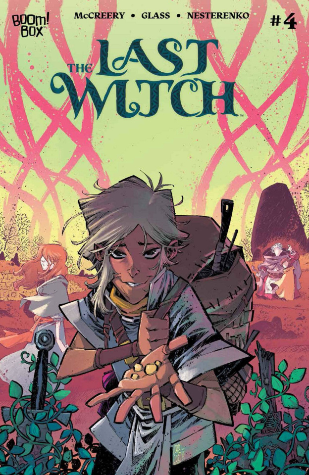 The Last Witch #4 (Corona Cover)