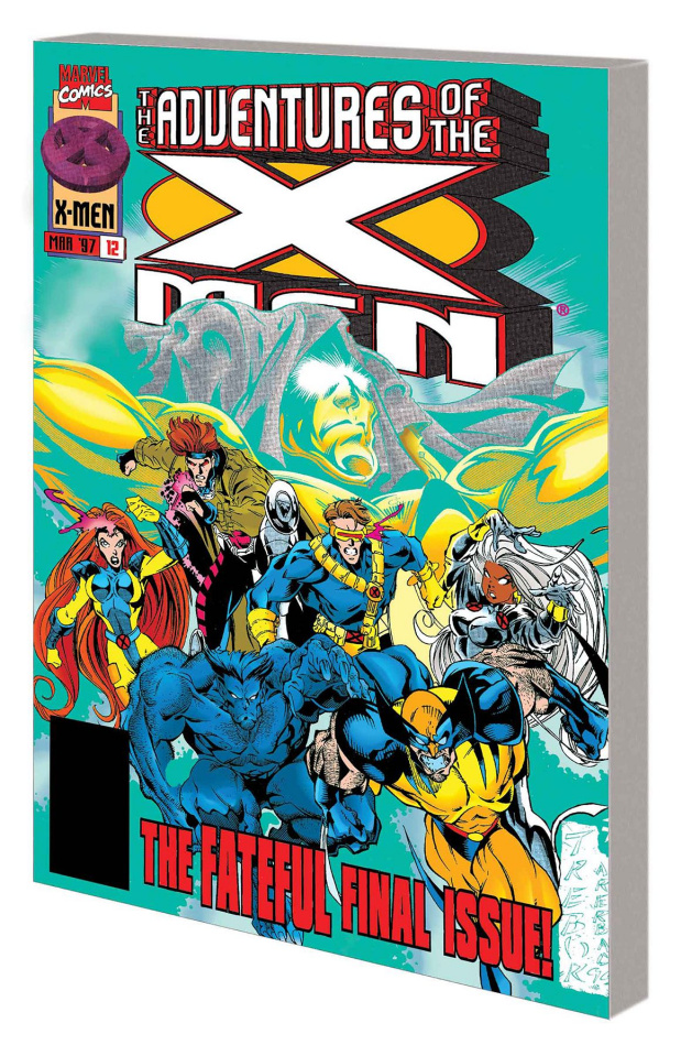 The Adventures of X-Men: Rites of Passage