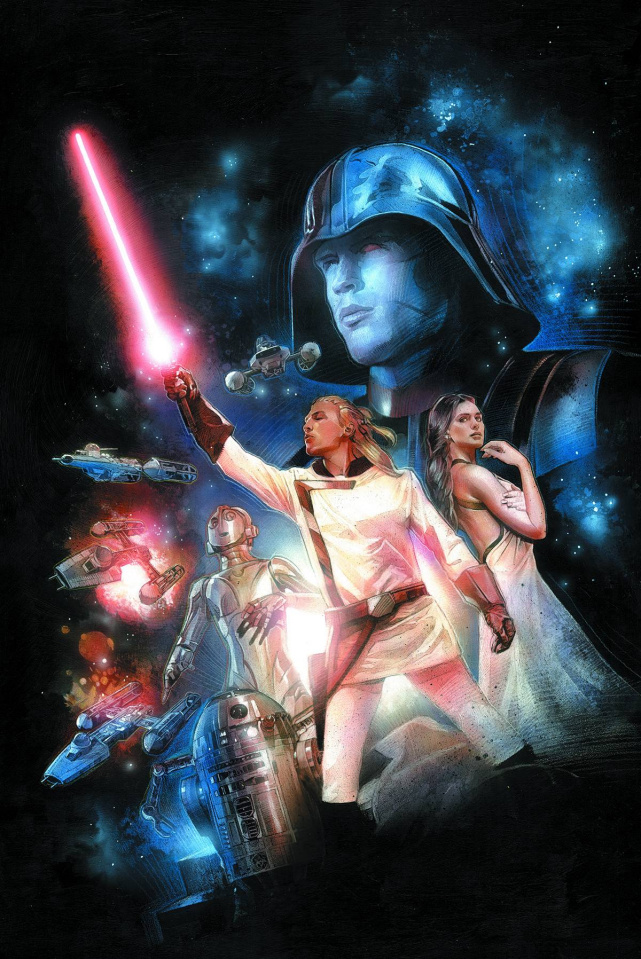 The Star Wars #8