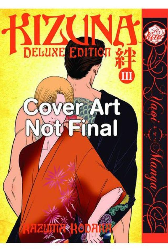 Kizuna Vol. 3