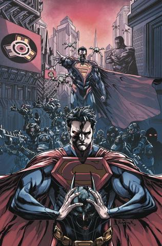 Injustice: Gods Among Us Vol. 1 (Omnibus)