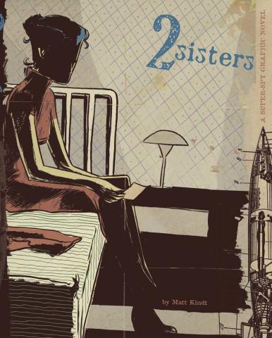 2 Sisters: A Super Spy Graphic Novel