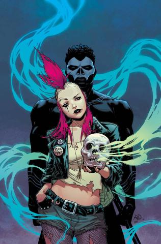 Shadowman #16 (Dauterman Cover)