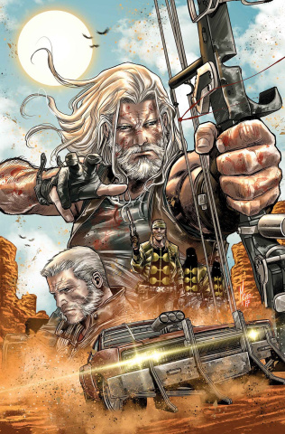 Old Man Hawkeye #1
