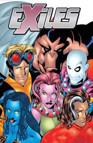 Wolverine: Exiles #1 (True Believers)