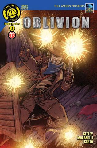 Oblivion #3 (Mangum Cover)