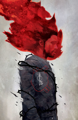 The Red Mother #3 (Khalidah Cover)