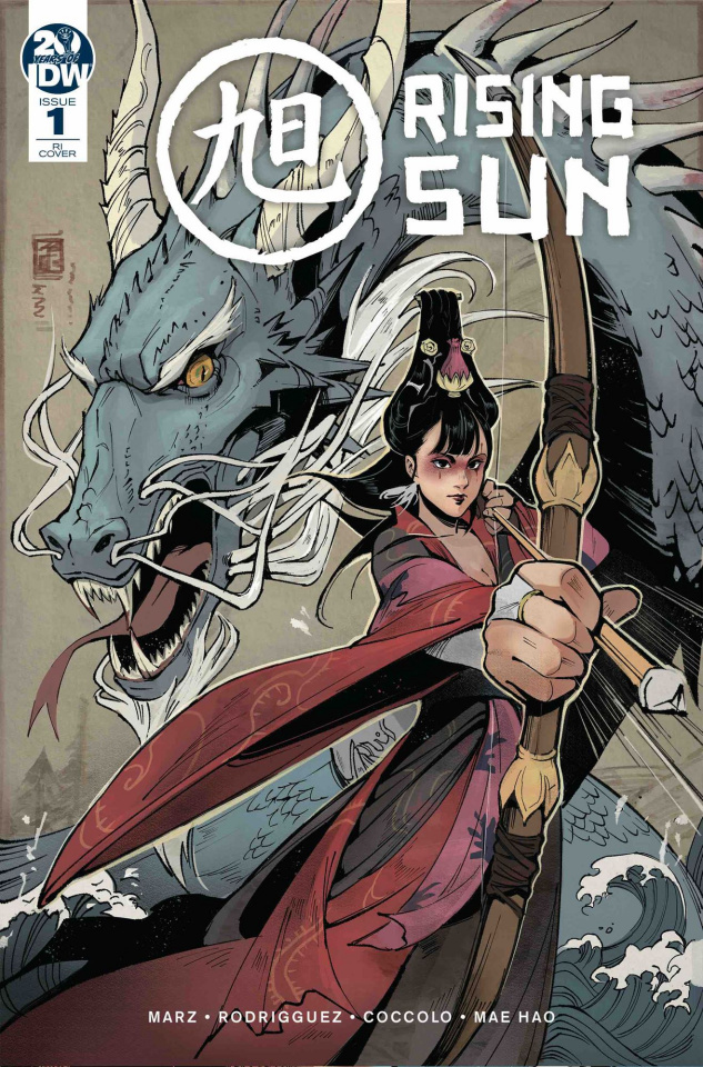 Rising Sun #1 (10 Copy Yu Cover)