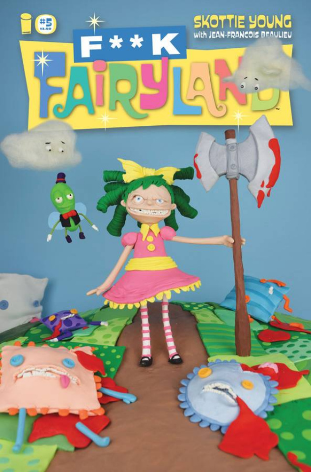I Hate Fairyland #5 (F*ck Fairyland Cover)