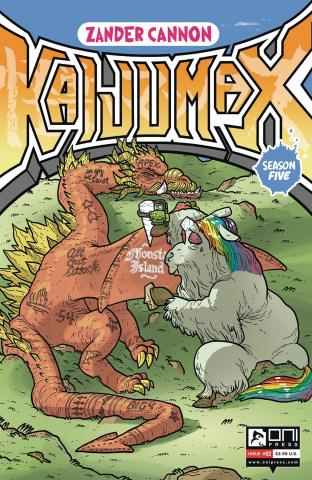 Kaijumax, Season 5 #2