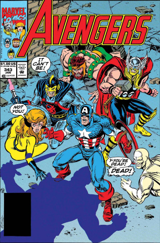 Avengers: The Gatherers Saga #1 (True Believers)