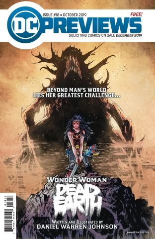 DC Previews #20: December 2019 Extras