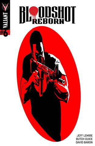 Bloodshot: Reborn #6 (10 Copy Lieber Cover)