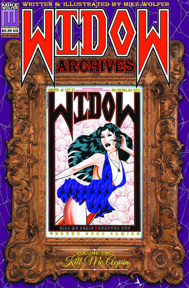 Widow Archives Vol. 2