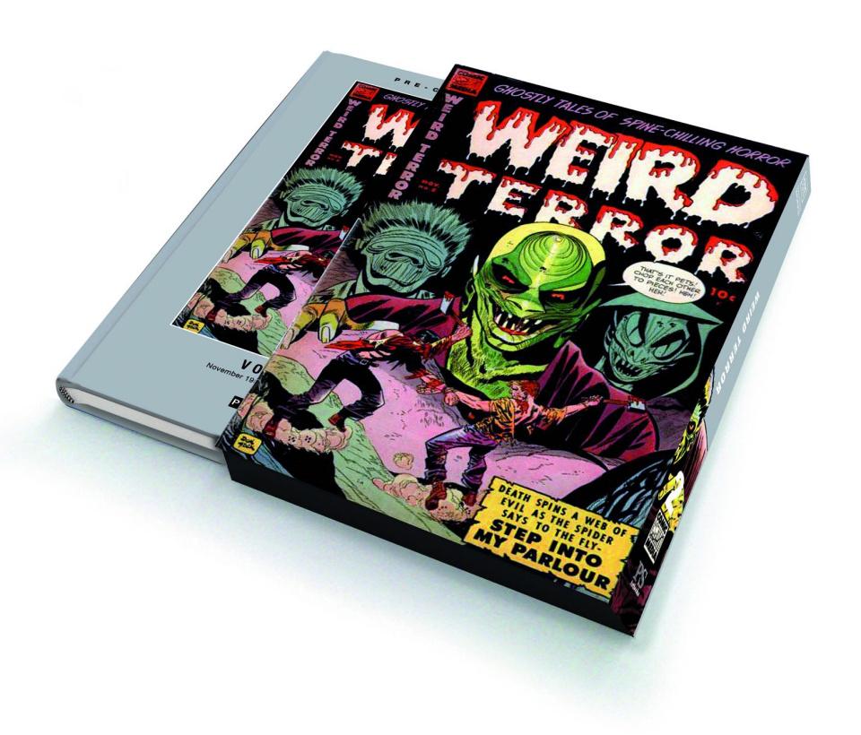 Weird Terror Vol. 2 (Slipcase Edition)