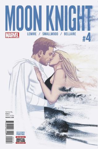 Moon Knight #4 (Smallwood 2nd Printing)