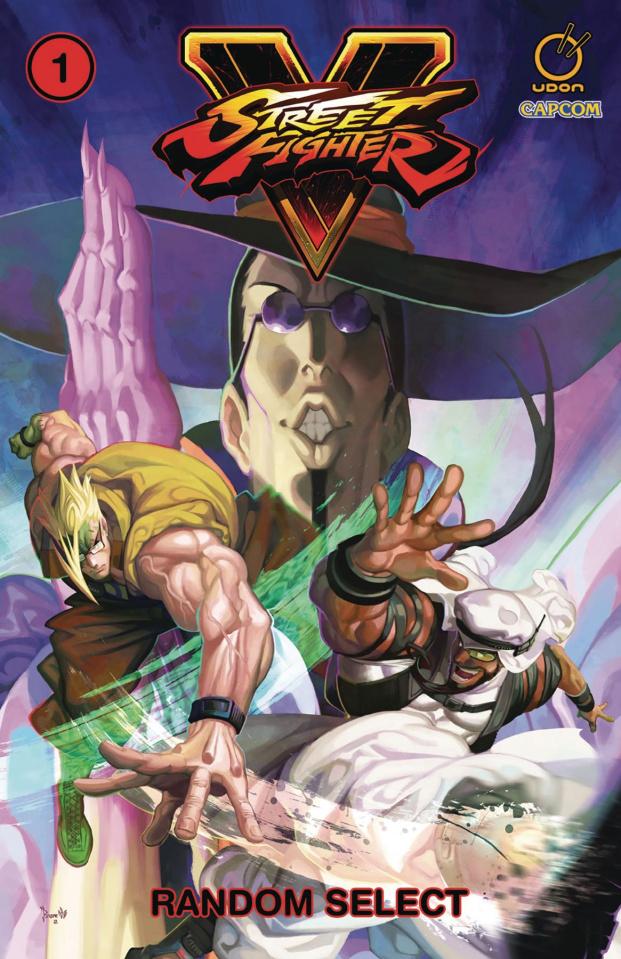 Street Fighter V Vol. 1: Random Select