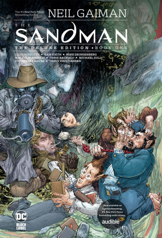 Sandman Book One (The Deluxe Edition)