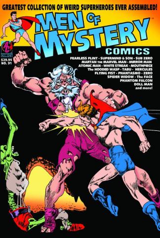 Men of Mystery #91
