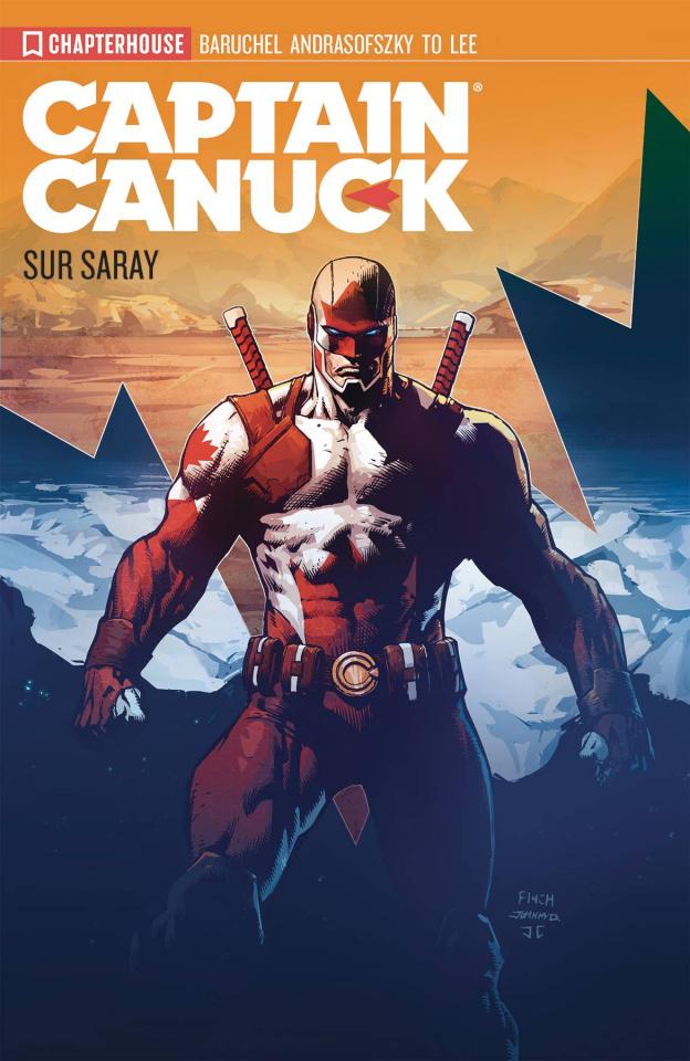 Captain Canuck, Season 0