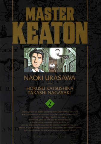 Master Keaton Vol. 2