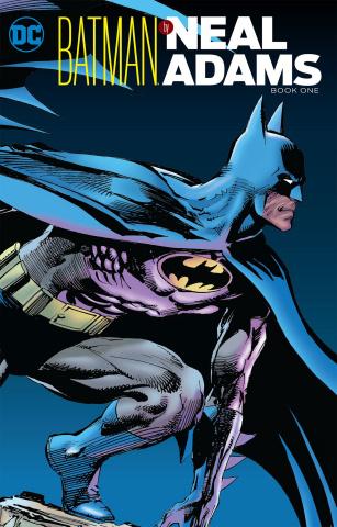 Batman by Neal Adams Book 1